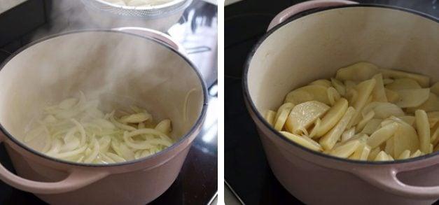cach lam soup khoai tay cho be