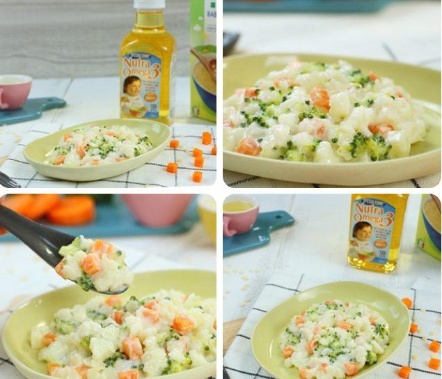 cach lam salad pasta cho e 1 tuoi
