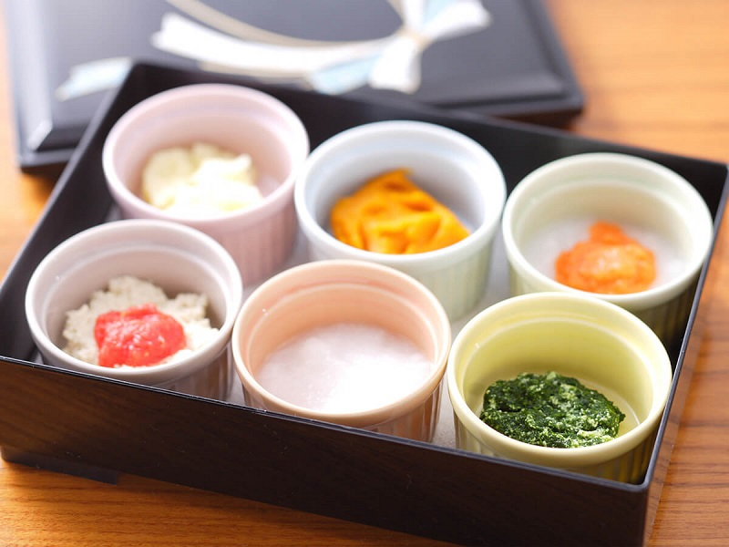 Ăn dặm kiểu Nhật